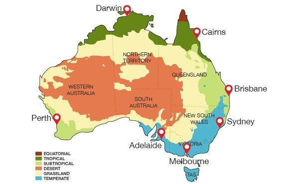 biomas-australia