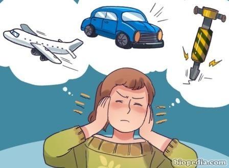 Contaminaci n del ruido biopedia - Como aislar una pared del ruido ...